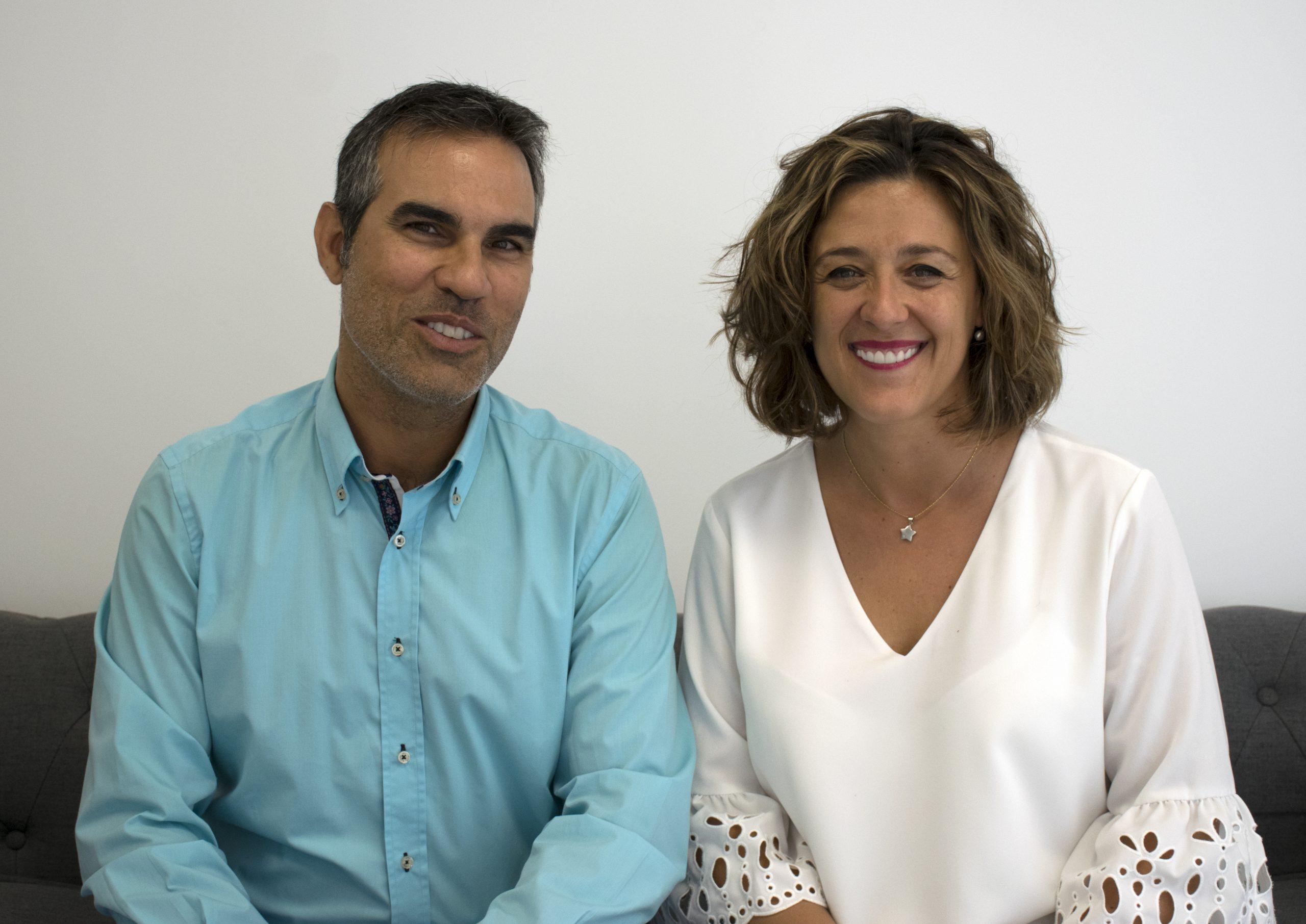 Cecilia y Fernando