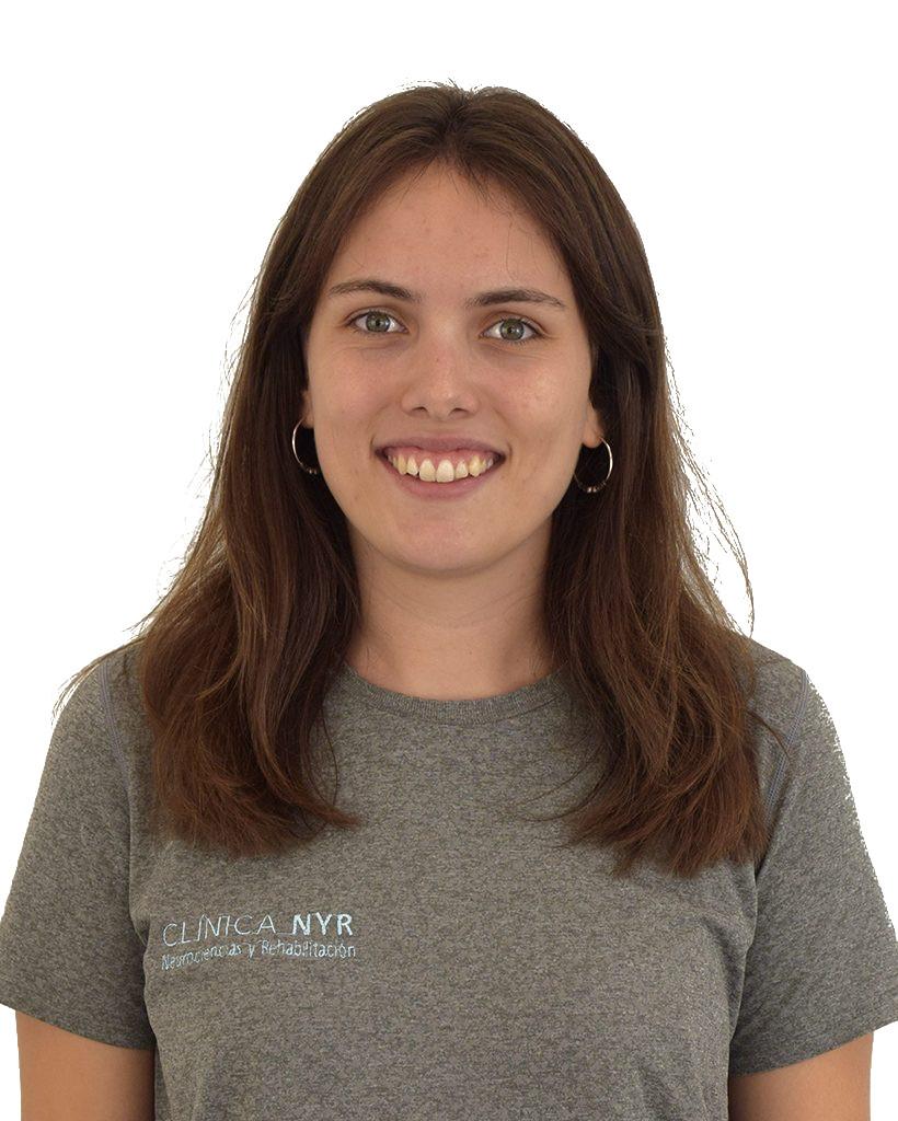 María Murcia fisioterapeuta neurológica